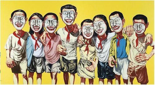 中国当代艺术品更能抗御市场风险