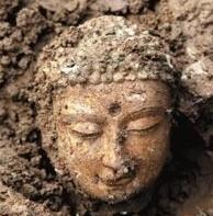 曹操发迹地邺城出土建国以来最多佛像