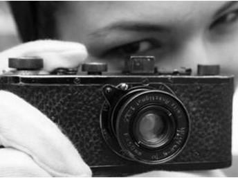 史上最贵相机:样品莱卡相机拍出170万英镑