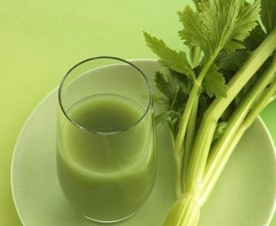 夏日芹菜减肥食谱 清爽可口吃出好身段