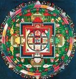 藏传佛教唐卡制作复杂 耗时数月乃至更长时间