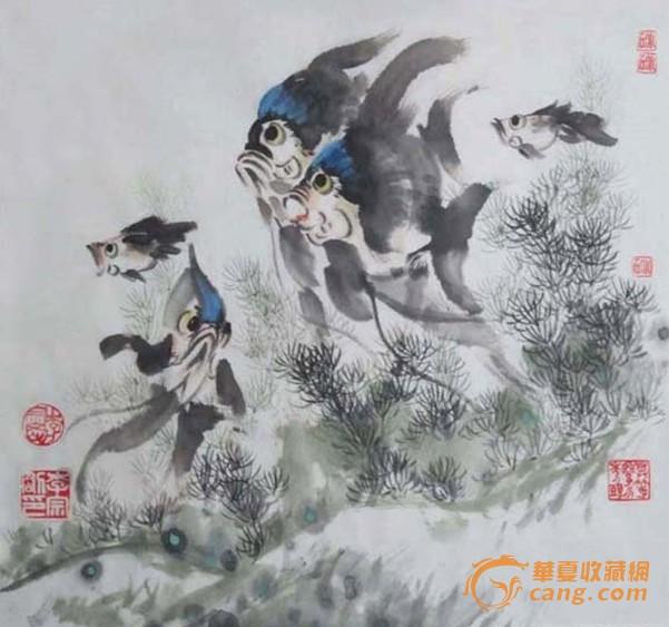 中国最具升值潜质百位国画家 ------李宗刚 作品欣赏
