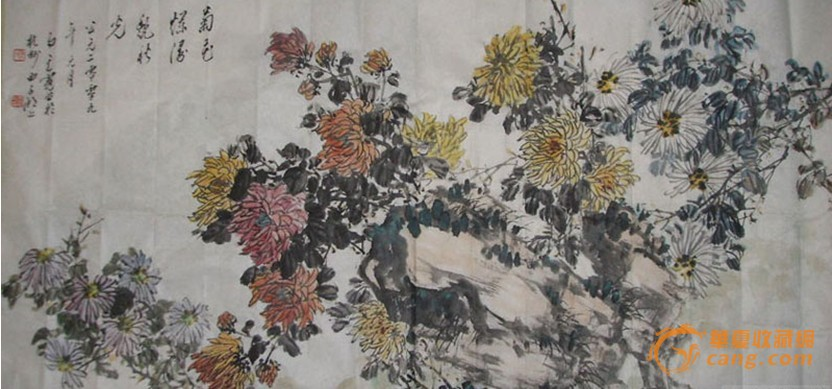 中国最具升值潜质百位国画家 ------马其宽 作品欣赏图片