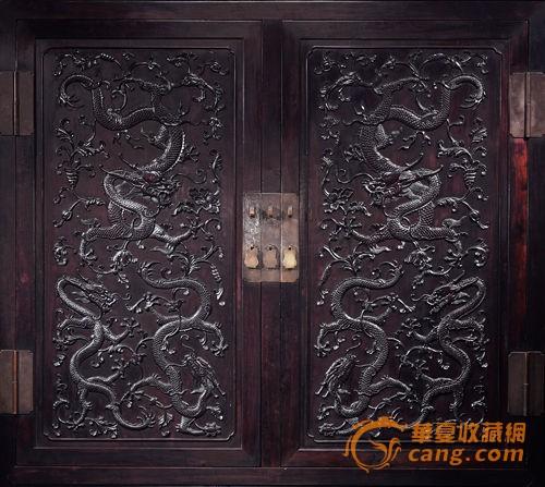 古典欧式门框花纹浮雕