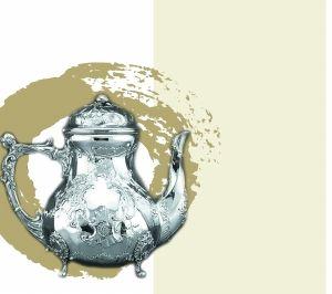 国际银价攀升带动西洋银器拍场走俏 讲究出身注重品相年代