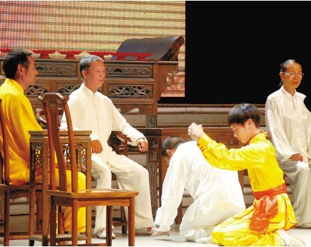 第八个文化遗产日 台州举行非遗项目传承拜师仪式