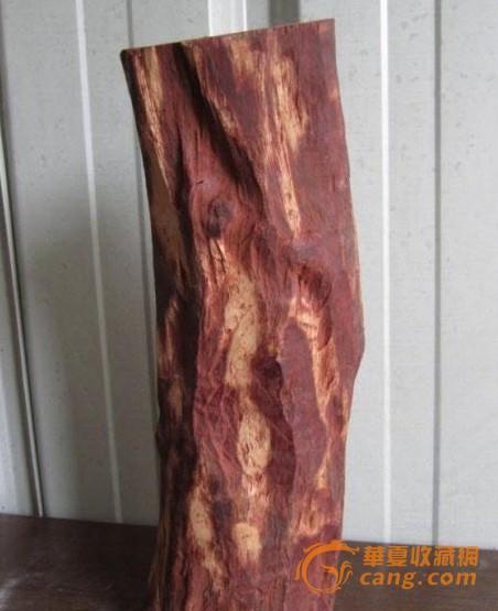 如何辨别印度小叶紫檀原木新老料
