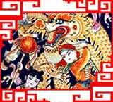 香港中秋习俗--舞火龙