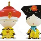 """故宫艺术衍生品 让观众将""""故宫文化带回家"""""""