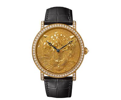 我非土豪金 金色腕表的高端魅力
