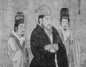 揭隋炀帝葬于江都之谜:并非无所作为