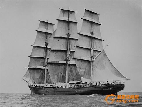 西洋银器收藏:欧洲银制大帆船图片