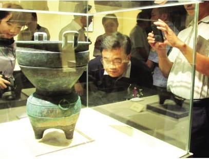 最大私人博物馆落户深圳 馆藏文物14500件