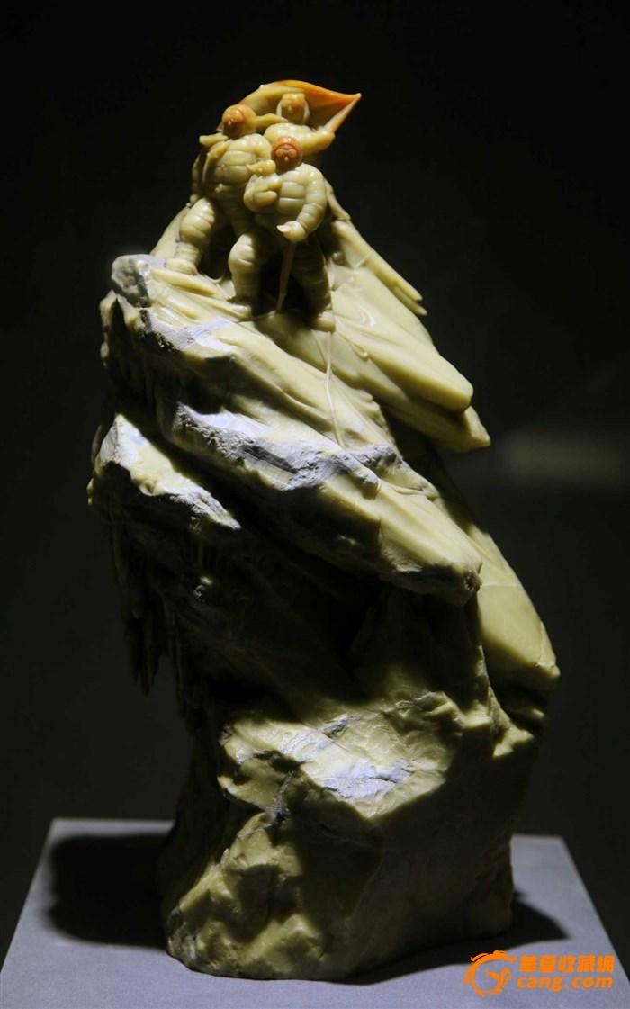 博物馆藏青田石雕欣赏