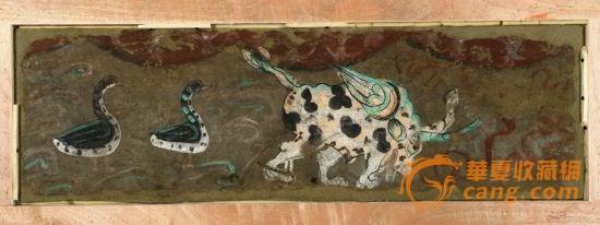 中国古代辟邪动物图案