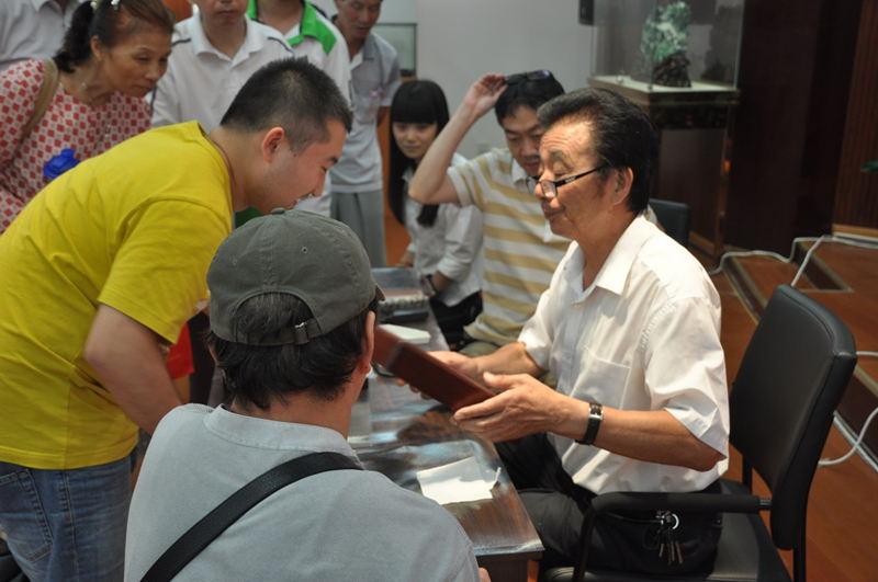《拍宝》民间藏品免费鉴定会在亮马国际珠宝古玩城举行