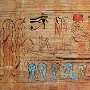 千年纸草 观埃及国家博物馆