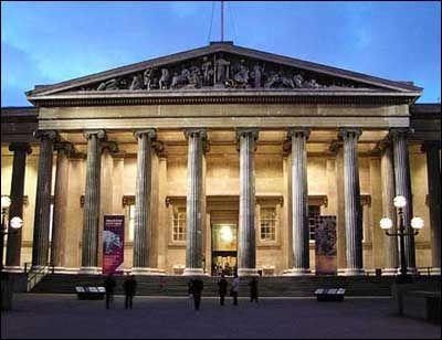 世界著名博物馆解密之伦敦大英博物馆(图)