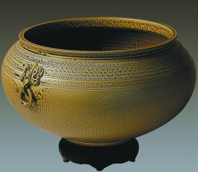 陈新华婺州窑瓷器欣赏