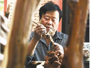 高恒的中国梦:创建崖柏根雕艺术博物馆