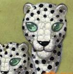动物凶猛 那些跨越百年的猛兽珠宝作品