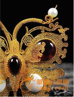 从皇家御用到当代珠宝:花丝镶嵌传承品专场拍卖会