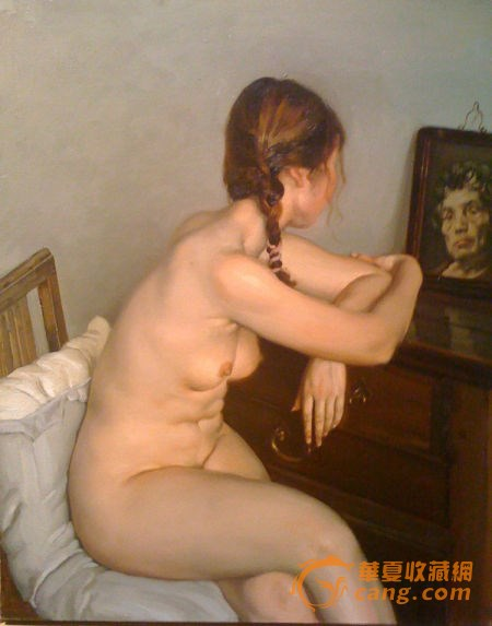 陈丹青回忆在美院画女裸体