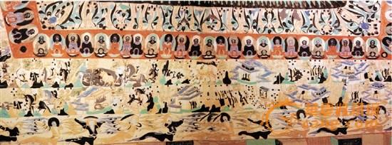 世界壁画艺术之亚洲壁画(上)