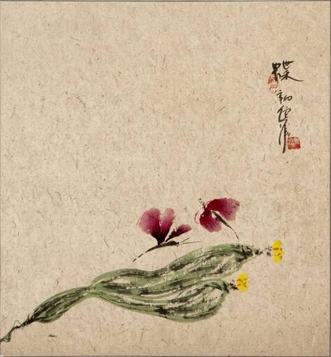 倪萍国画作品展