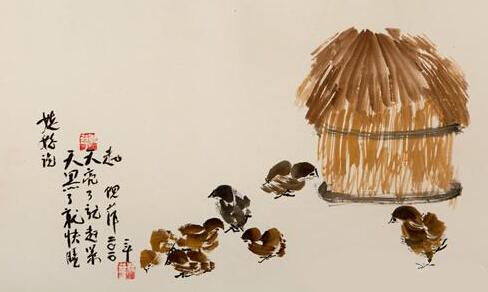 倪萍加拿大办画展 作品曾拍出118万元