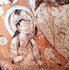 新疆和田达玛沟托普鲁克墩1号佛寺图像研究