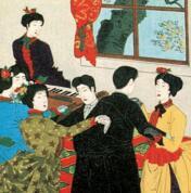 """大正时代�蚨际小袄寺�""""如何在日本风起"""