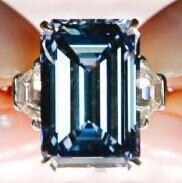 3.35亿人民币!拍卖史上最大艳彩蓝钻拍卖创纪录