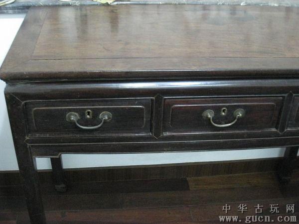求购老式梳妆台回收上海收购红木家具店