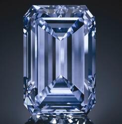 彩钻风靡蓝钻为王 ——顶级钻石首饰行情看涨