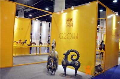 华夏收藏网带您逛2016杭州工艺美术精品博览会