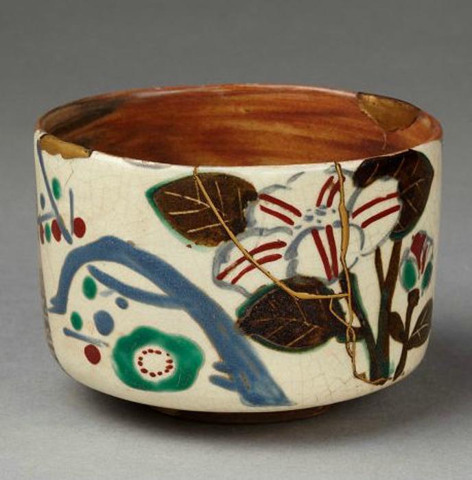 金缮修复——独特的日本陶艺修补技术