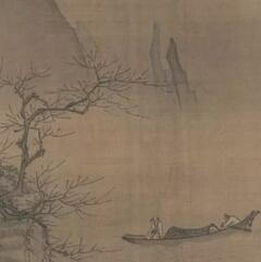 中国山水画的滋生与发展 跟庄子密不可分