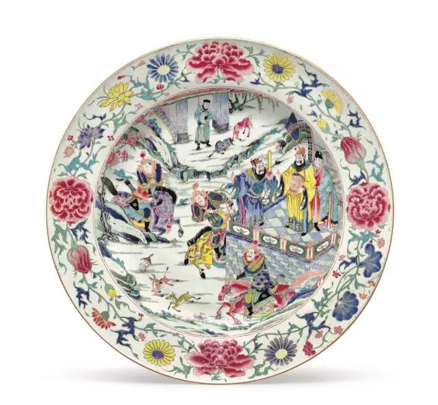 佳士得纽约1月18日中国外销瓷器和画作拍卖精品一览