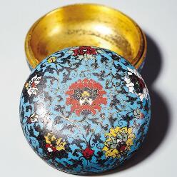 香盒二十年前已进入拍卖市场 近年来更不乏百万元级别珍品