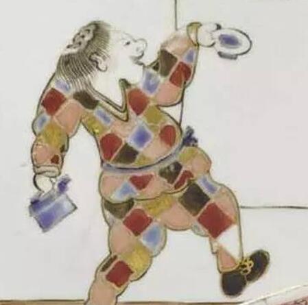 外销瓷盘里的历史:英国经济浩劫,牛顿赔惨了