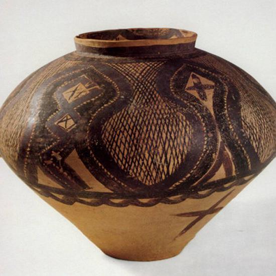解密中国瓷器上的几何纹