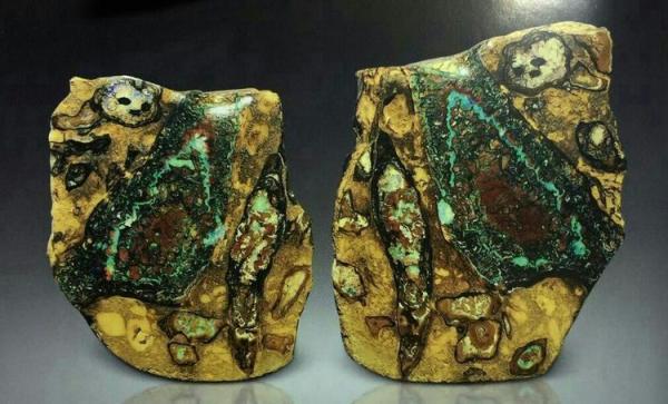 观赏石还能怎么玩?去上海矿物化石展看美丽矿晶和神秘的陨石