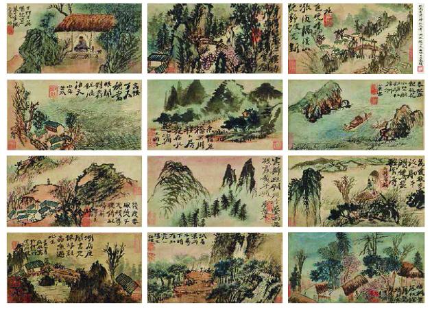 望创天价香港苏富比春季书画拍卖亮点几许