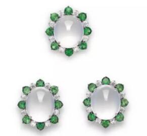 香港春拍]缤纷色彩生动造型 — 翡翠、珍珠、彩宝及钻石拍品一览