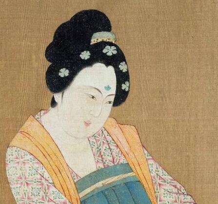 从昭陵陪葬墓出土的陶俑、壁画看展示个性的初唐妇女发式