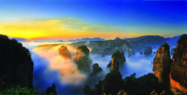 中国旅游日 99%的人都不知道今天这些景点全免费!