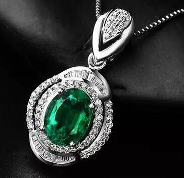 绿宝石之王:祖母绿
