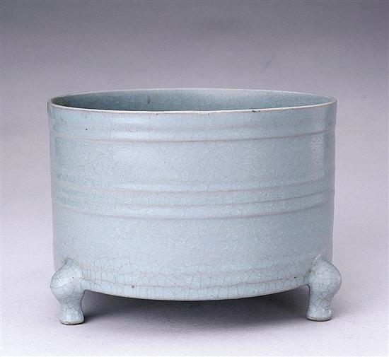 后仿汝窑(釉)瓷器的鉴别