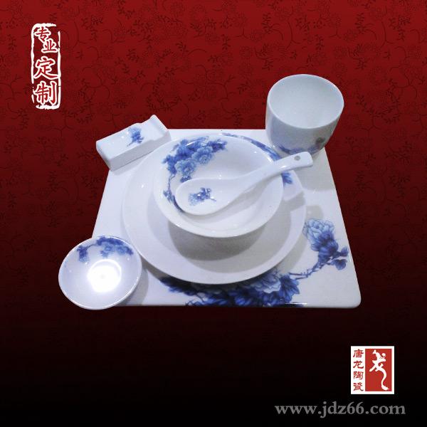 景德镇酒店陶瓷餐具图片